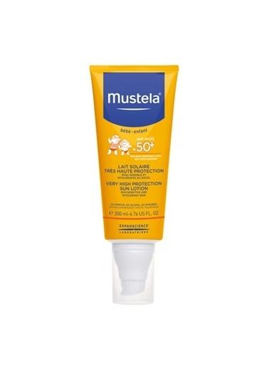 Mustela Mustela Very High Protection Sun Lotion Spf50+ 200Ml Renkli